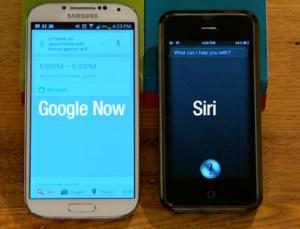 google now vs siri