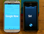 Google Now vs. Siri: Biased?
