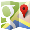 Google Maps app - app mobi world