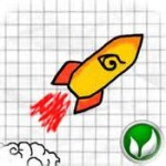 A Doodle Fly – Fly to Mars